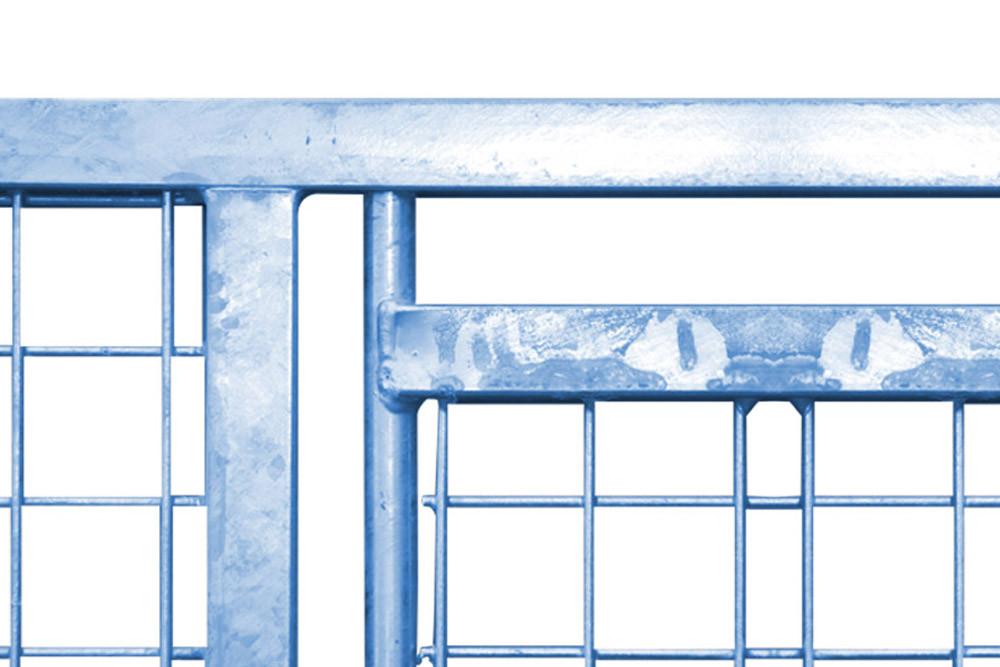 Grillage pour enclos et chenil