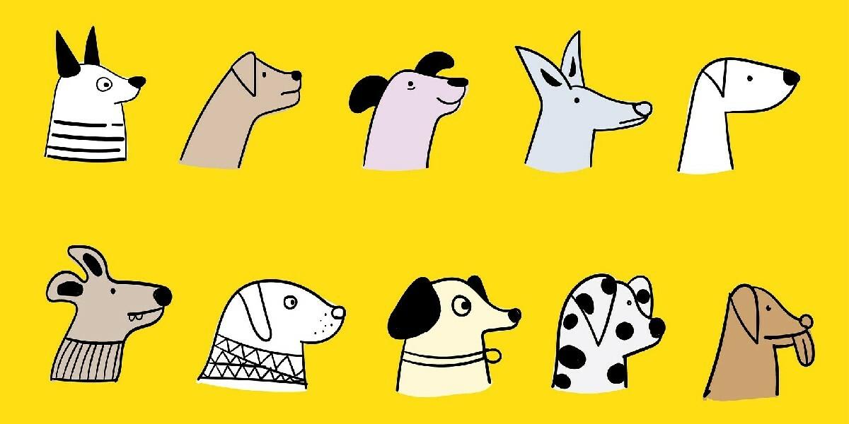 Les races de chiens préférée des français