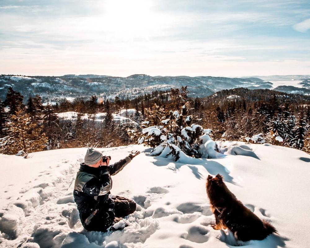 Comment faire pour promener son chien quand il fait froid ?