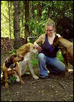 JULIE TOMBELLE éducateur comportementaliste canin Pension canine*