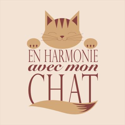 Aurélie Lainé EN HARMONIE AVEC MON CHAT Comportementaliste chat
