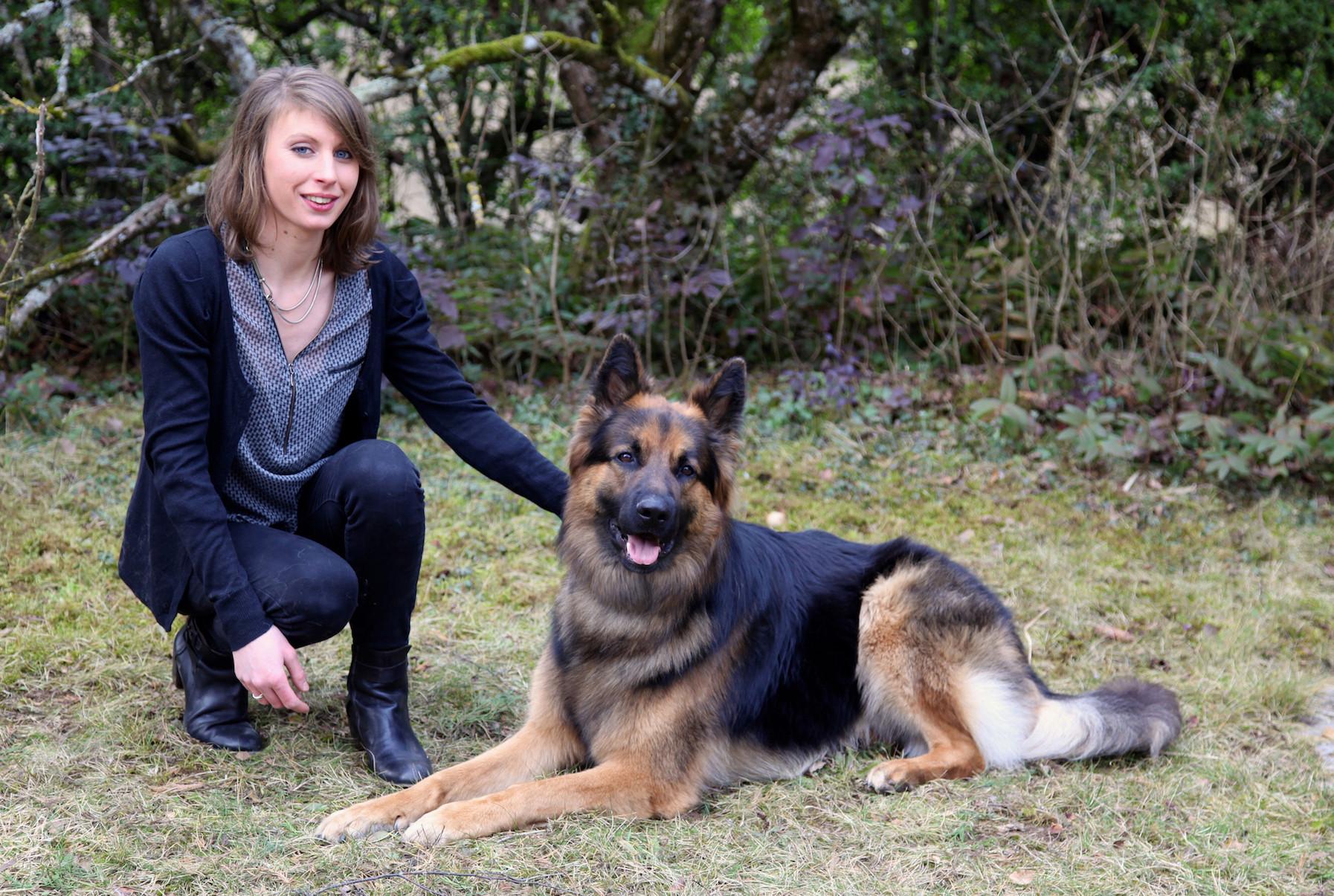 LAURE SPERANZA Ecoute ton chien comportementaliste*