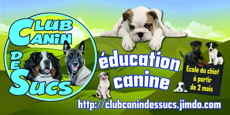 Club Canin DES SUCS*