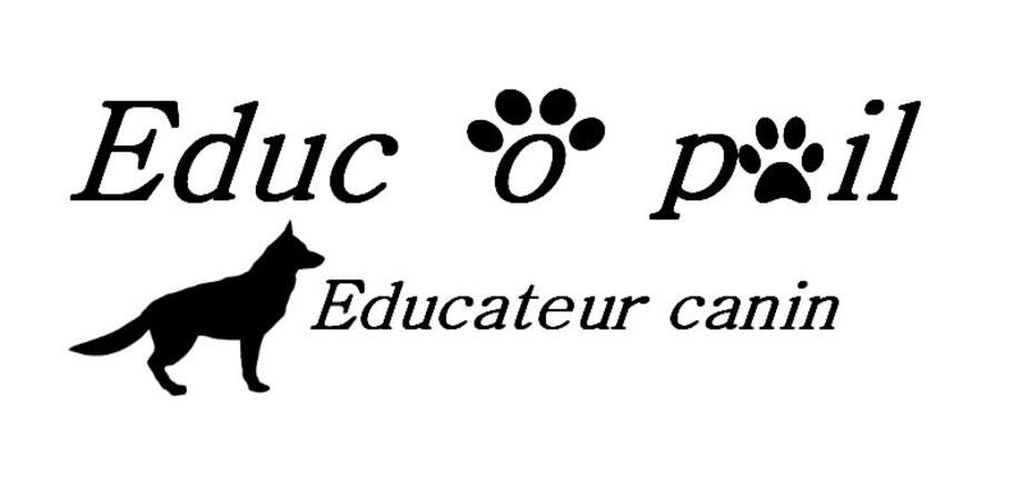 EDUC O POIL Educateur canin*