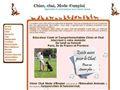 SANDRINE OTSMANE Educateur Canin Comportementaliste Chien et Chat *
