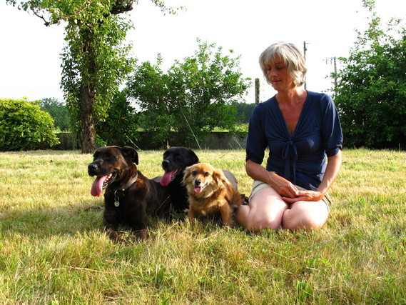 LC Ô POILS Laurence CORPORON Education canine *