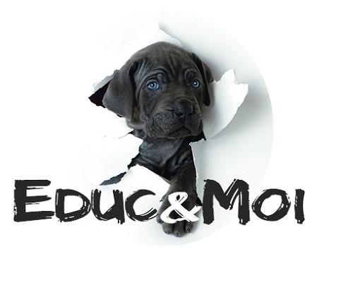EDUC&MOI Educateur Canin Comportementaliste Gaëlle DEHLINGER*