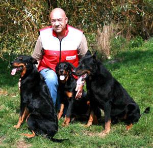 PHILIPPE GENEST Centre éducation canine dressage des Alexines *