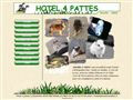 HOTEL 4 PATTES Pension éducation canine *