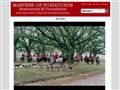 MFHA - Masters of Foxhounds Association USA