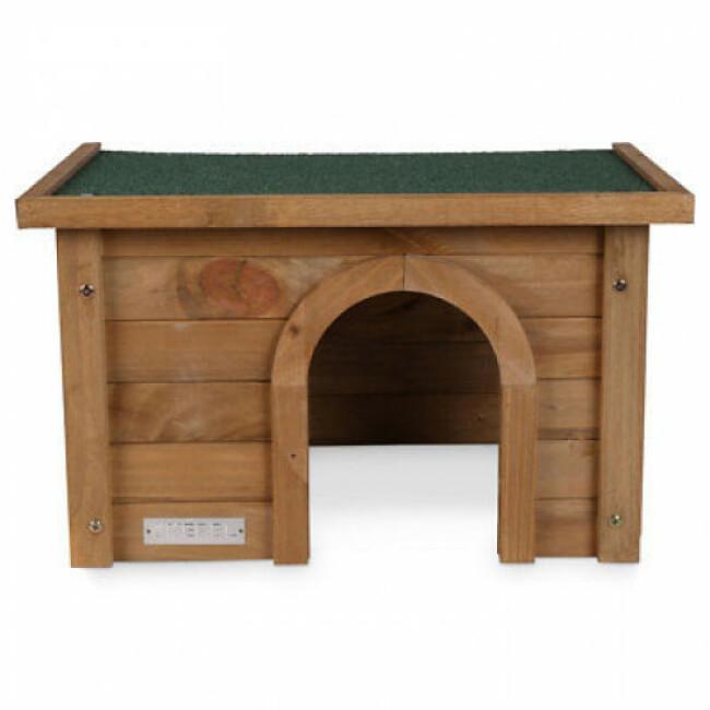 Abri en bois pour rongeurs 45 x 32 x 27 cm Kerbl