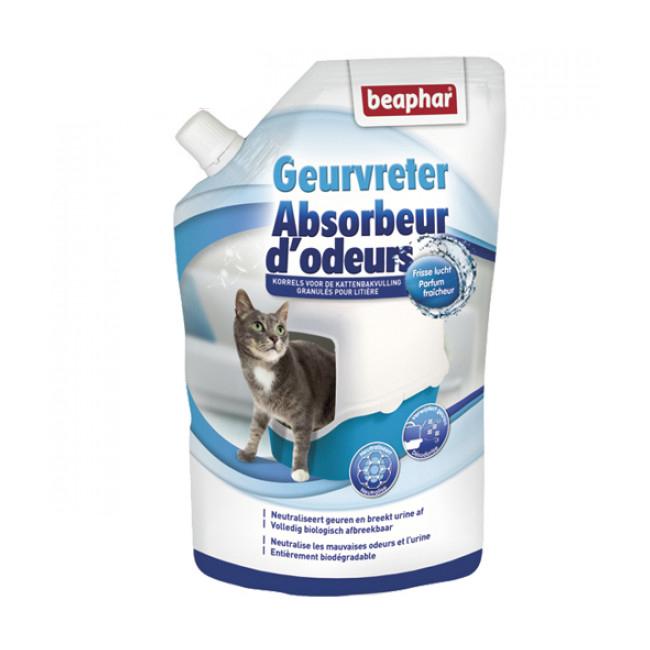 Absorbeur d'odeurs d'urine de chat