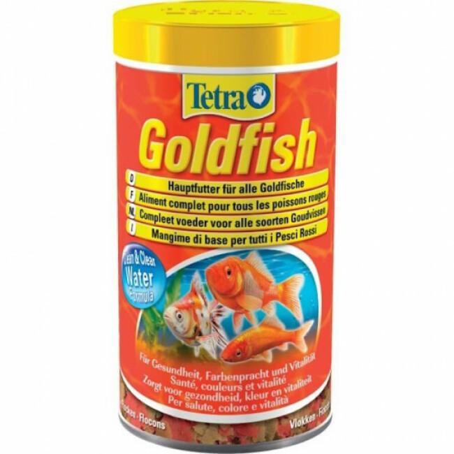 Alimentation Tetra Animin Goldfish pour poissons