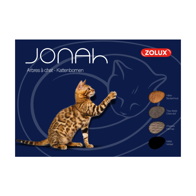 Arbre à chat Jonah 2 Zolux