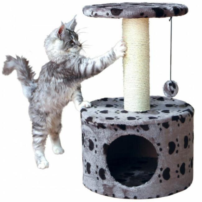 Arbre à chat et perchoir rond Toledo Trixie
