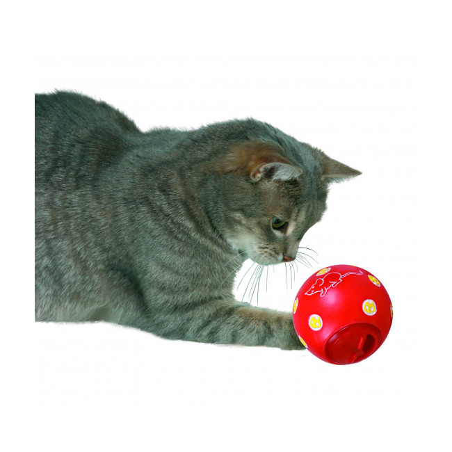 Balle Cat Activity Snack pour chats Trixie