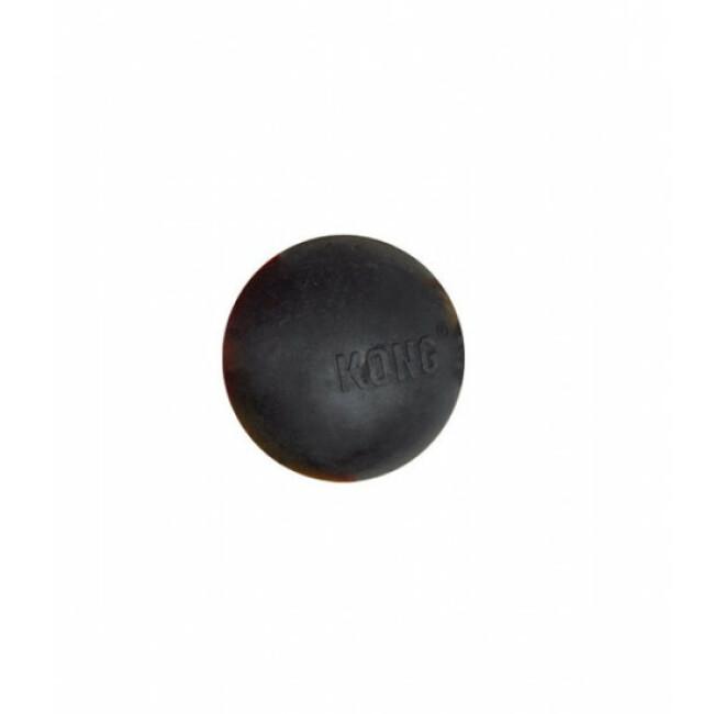 Balle en caoutchouc rebondissante pour chien KONG Extreme