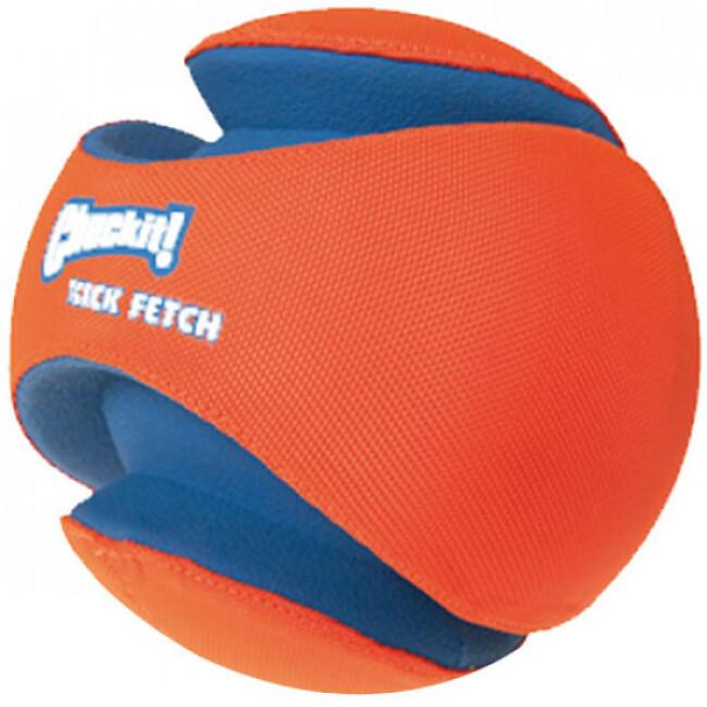 Ballon apportable Kick Fetch pour chien