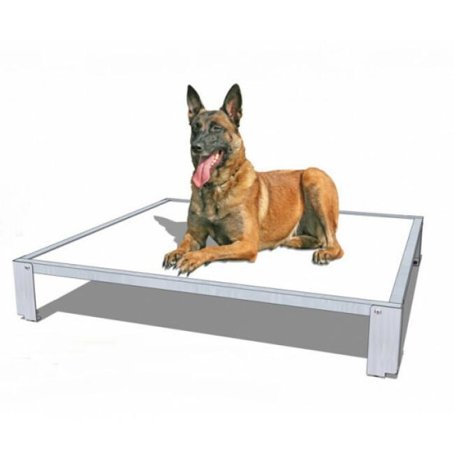 Banc de couchage pour chien CPRS Pro