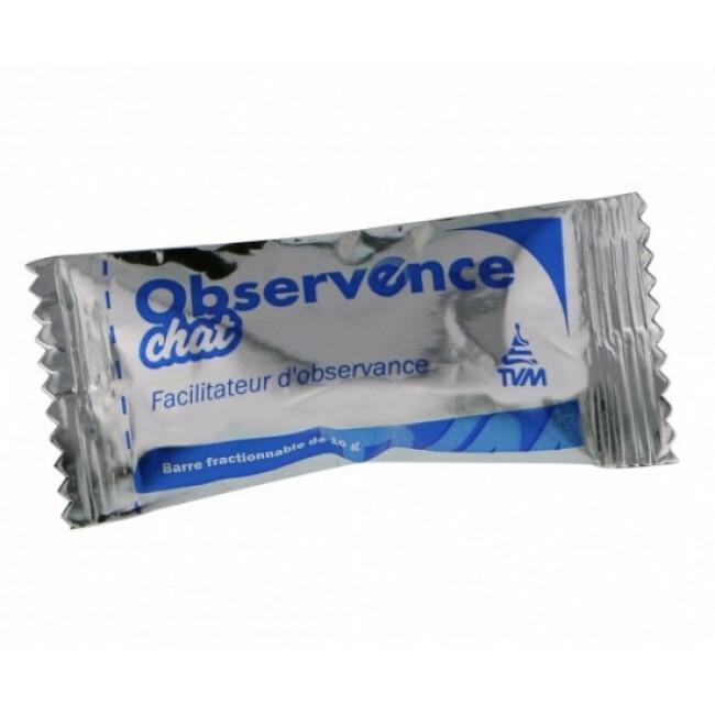Barres pour prise de médicaments Observence pour chat - 6 barres * 10 g