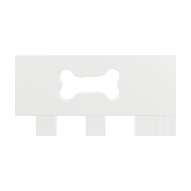 Barrière réglable et pliable pour chiens Trixie