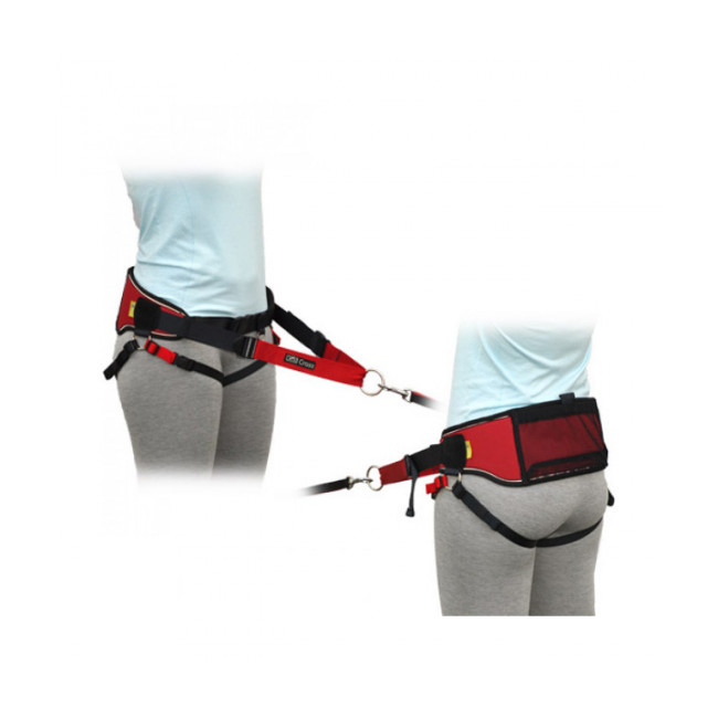 Baudrier ceinture canicross et canitrail Canistrail Kn1