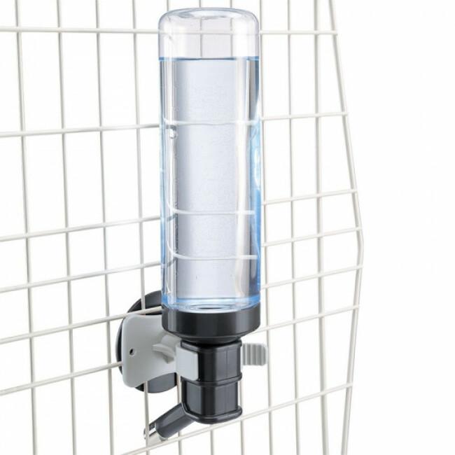 Biberon cage de transport pour chien Drinky Dog Ferplast 600 ml