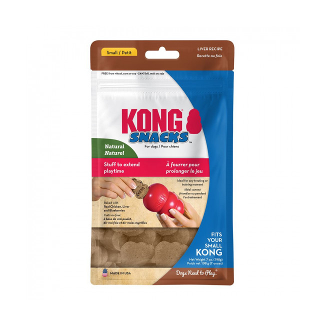 Biscuit KONG friandise canine pour jeu