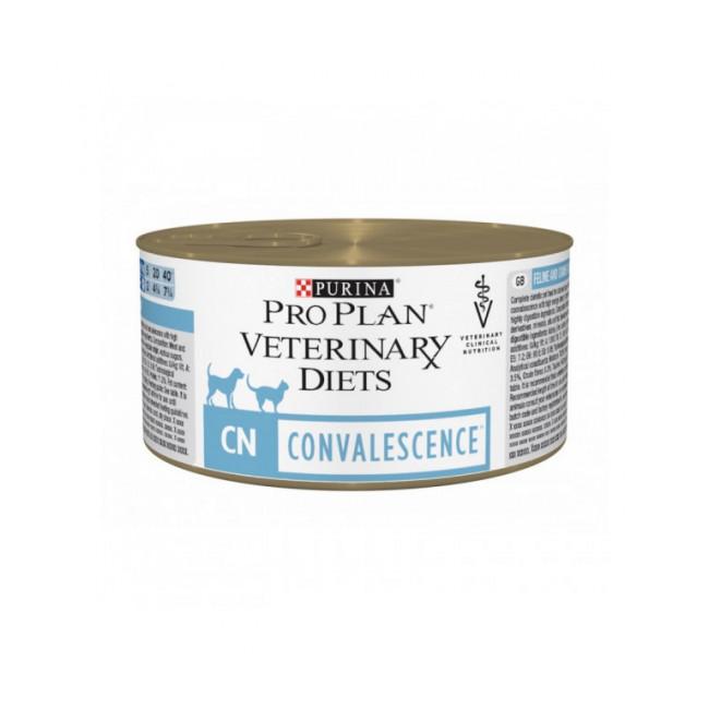 Boîtes pour chiens et chats Pro Plan Veterinary Diets CN Convalescence 24 boîtes 195 g