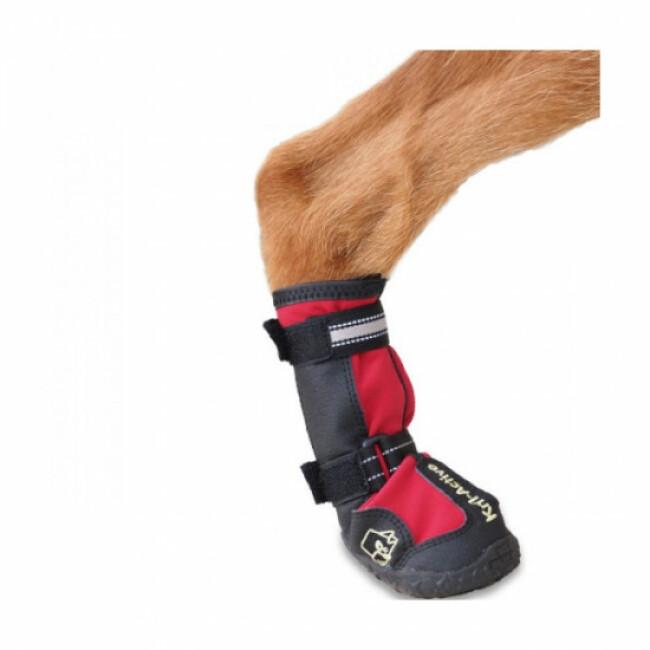 Botte de protection pour chien Kn'1 Active PHSH pour sol humide