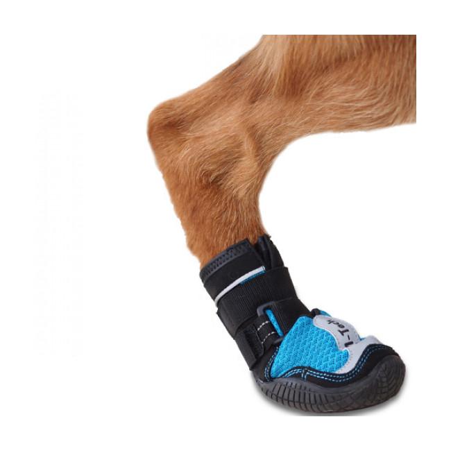 Bottine Kn'1® Tech PSS protection des pattes de chien sur sol sec