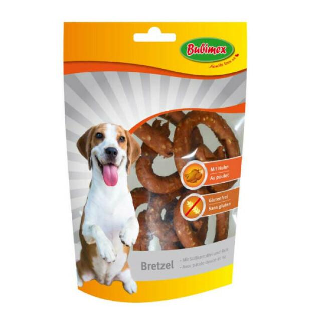 Bretzels Bubimex pour chien