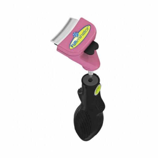 Brosse pour chat FURminator à étrille FurFlex