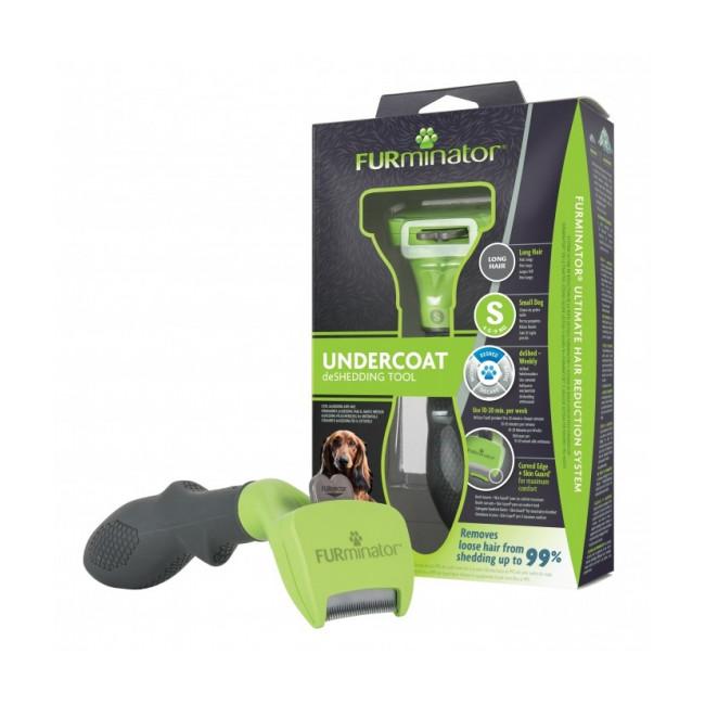 Brosse pour chien à poils longs Furminator