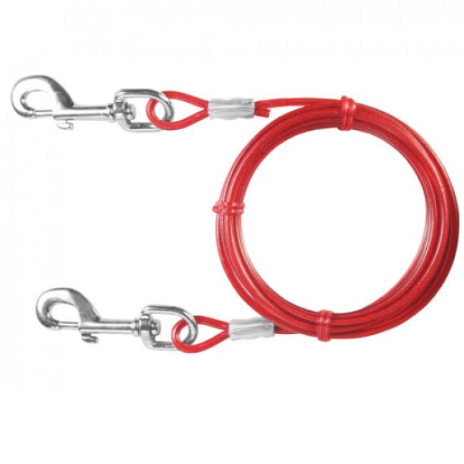 Câble d'attache pour chien