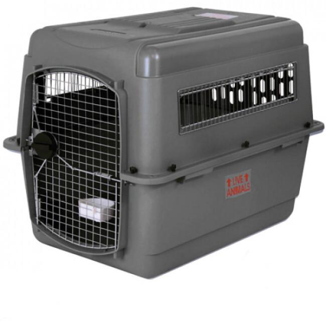 Cage avion et automobile Vari Kennel Sky pour le transport du chien