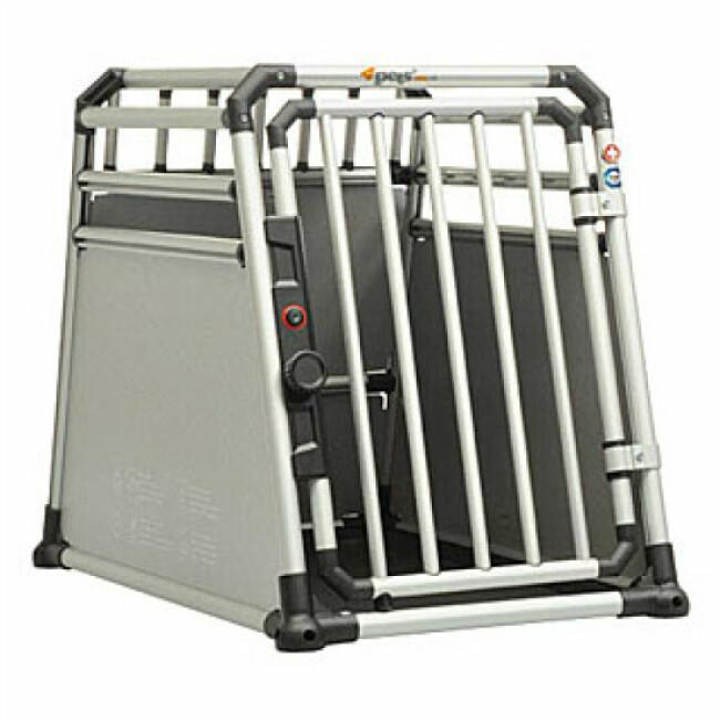 Cage de transport pour chien Dog Box Milan 54,5 x 73,5 x 68,6 cm