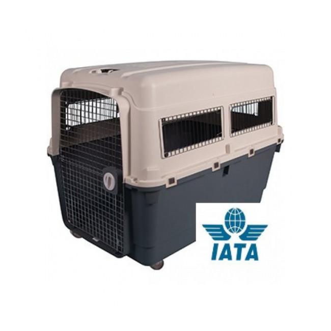 Cage de transport en automobile et avion Nomad pour chien