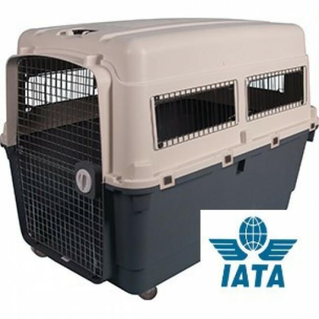 Cage de transport Nomad Norme IATA