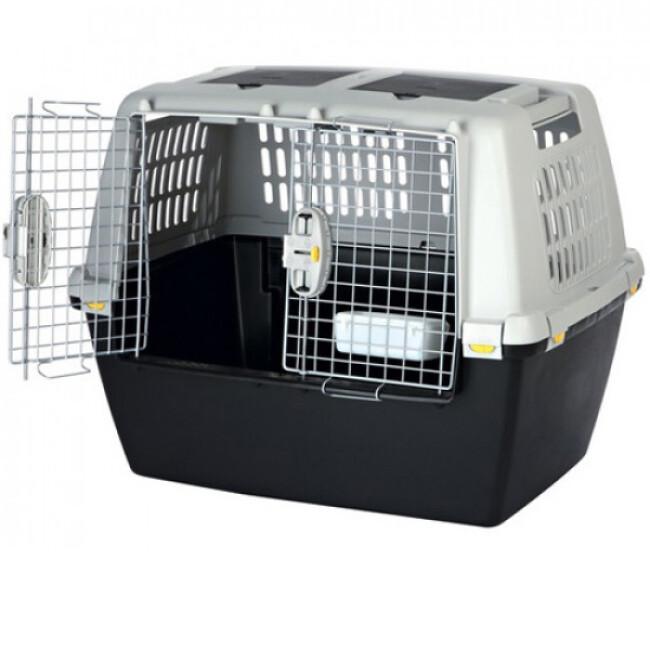 Cage Gulliver Touring transport en avion et automobile pour chien