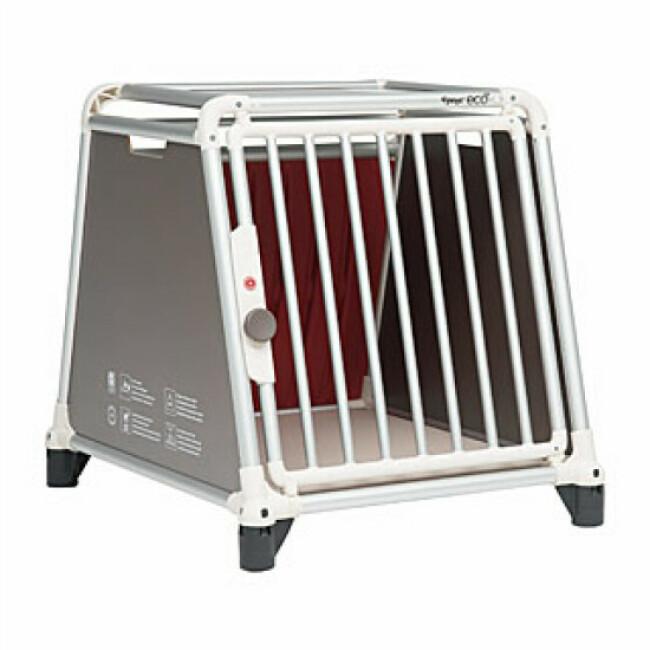 Caisse de transport pour chien de taille moyenne 4Pets 2