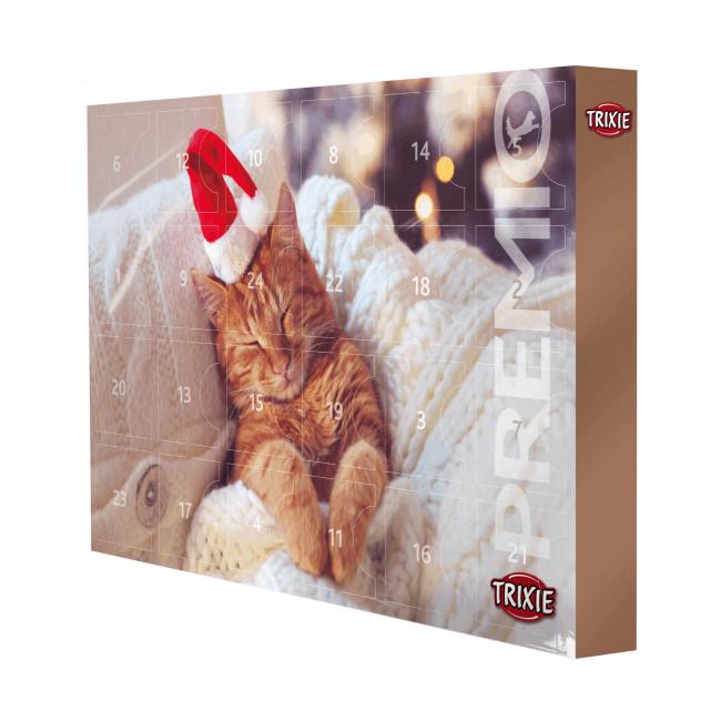 Calendrier de l'Avent pour chat Premio