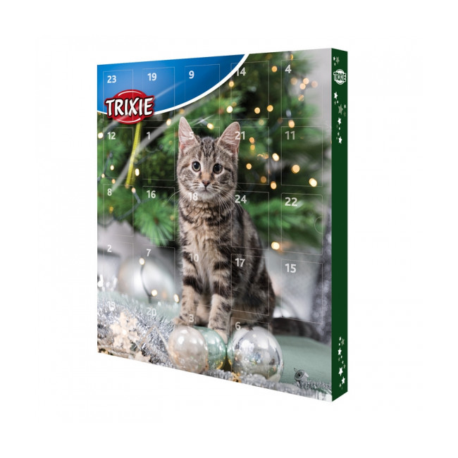 Calendrier de l'Avent pour chats