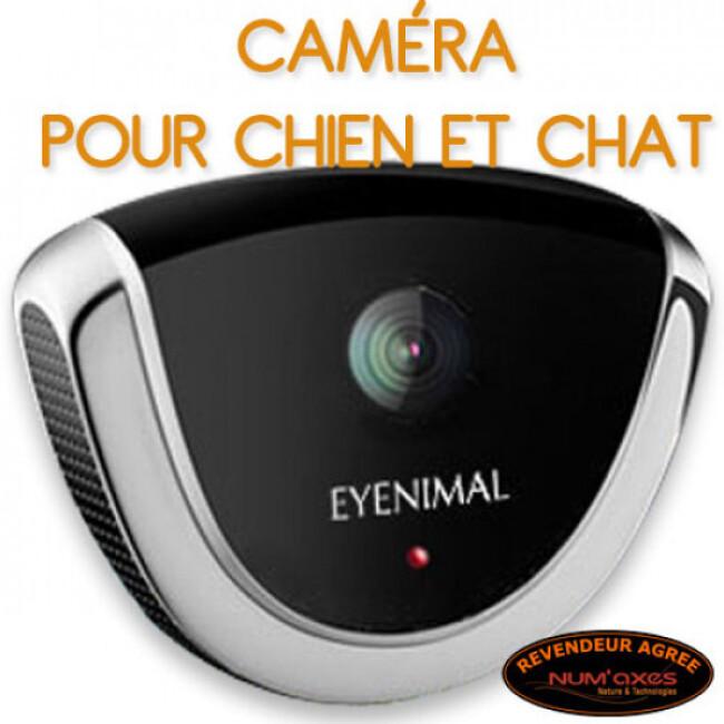 Caméra Eyenimal Vidéocam Petcam pour chien et chat