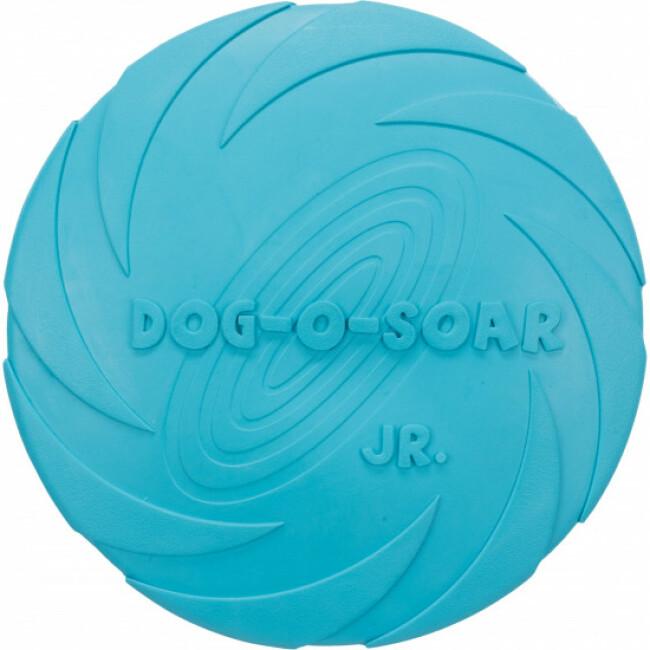 Canifrisbee frisbee caoutchouc Dog O Soar pour chien