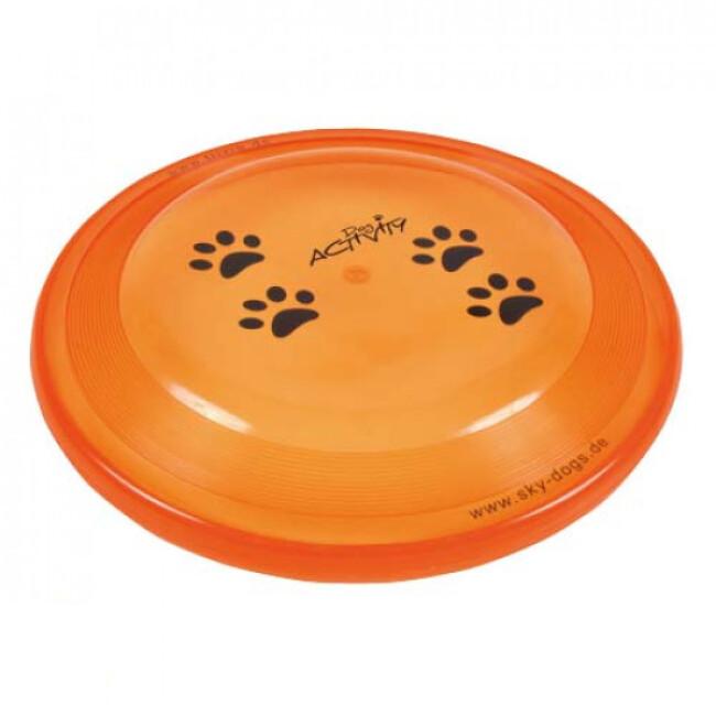 Canifrisbee Frisbee plastique pour chien Dogactivity