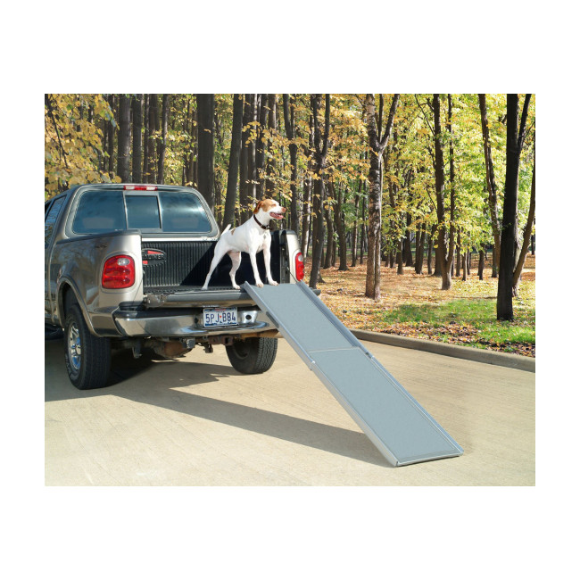 Canis-Rampe ™ aluminium / plastique pour chien handicapé