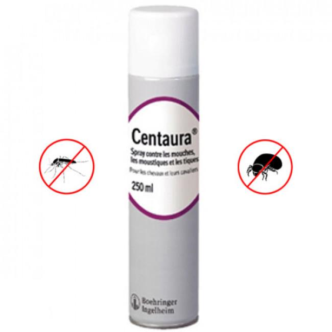 Centaura insectifuge acarifuge pour animaux et humains