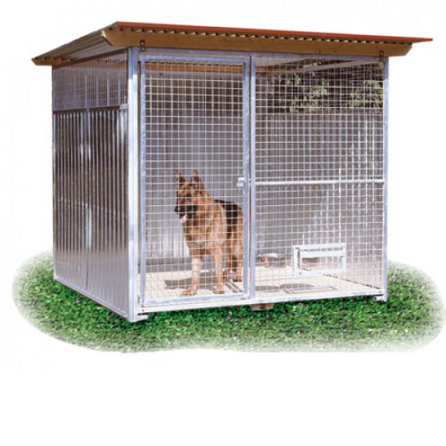 Chenil d'isolement pour chien & chat
