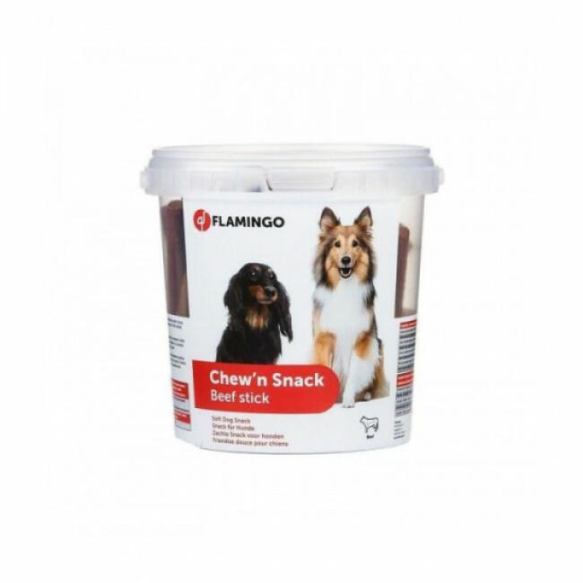 Chew N Snack Sticks au boeuf seau de 700 g